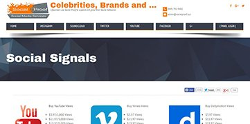 Socialproof - Buy Followers Review