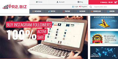 pr2-BIZ - buy followers review