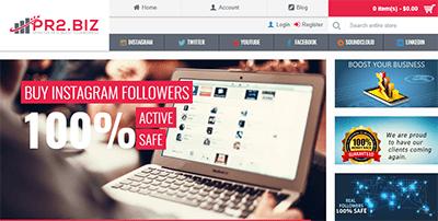 pr2-BIZ - buy followers review